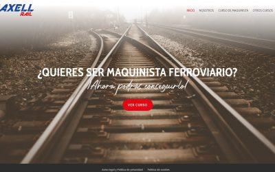 RAXELL RAÍL-COMPAÑÍA FERROVIARIA